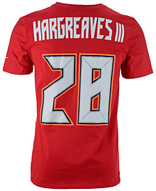 Nike Men's Vernon Hargreaves III Tampa Bay Buccaneers Pride Name and Number T-Shirt
