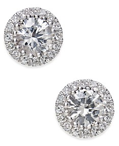 c960602f807bd Sapphire Earrings: Shop Sapphire Earrings - Macy's