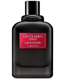 Gentlemen Only Absolute Men's Eau de Parfum, 3.4 oz