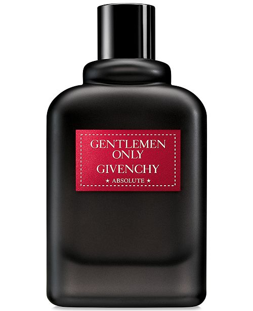 Givenchy Gentlemen Only Absolute Mens Eau De Parfum 34 Oz