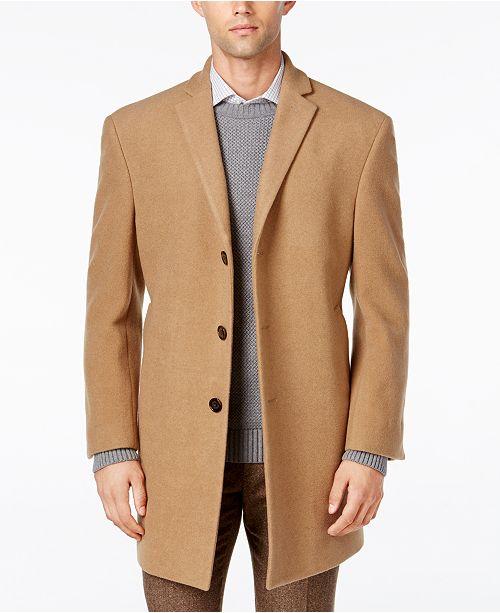Calvin Klein Overcoat Size Chart