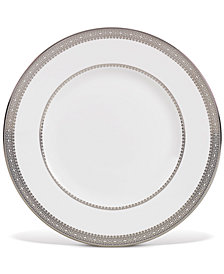 Vera Wang Wedgwood Dinnerware, Lace Accent Plate
