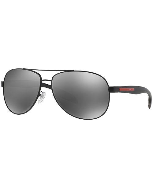 f8fae1608441 Prada Linea Rossa Sunglasses, PS 53PS & Reviews - Sunglasses by ...