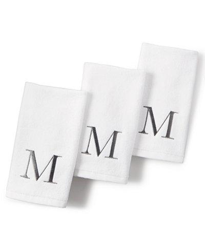 Avanti Monogram Gray and White 11