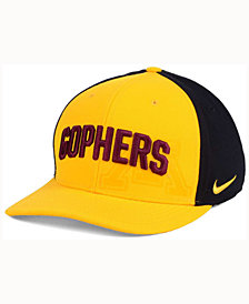 Nike Minnesota Golden Gophers Classic 99 Swoosh Flex Cap
