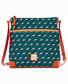 Dooney & Bourke Philadelphia Eagles Crossbody Purse