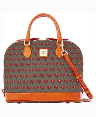 Tampa Bay Buccaneers Zip Zip Satchel