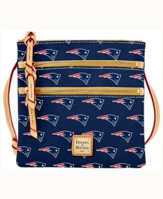 New York Jets Triple-Zip Crossbody Bag