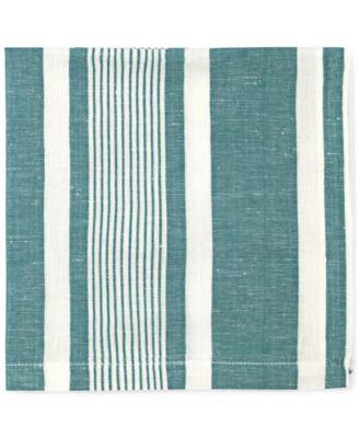 Mara Colorwave Turquoise Collection 4-Pc. Napkin Set