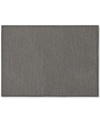 Colorwave Graphite Collection 4-Pc. Placemat Set