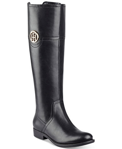 Tommy Hilfiger Silvana Riding Boots