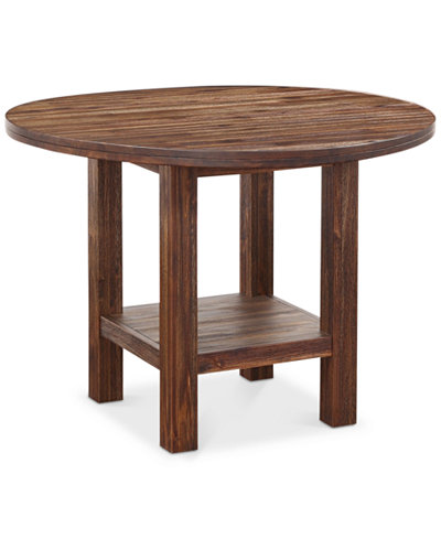 avondale round dining table furniture macy 39 s