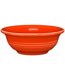 Fiesta Poppy Individual Fruit Bowl