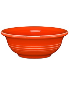 Fiesta Poppy 9 oz Fruit/Salsa Bowl