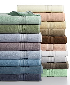 Turkish Bath Towel Collection, 100% Turkish Cotton, Created for Macy's