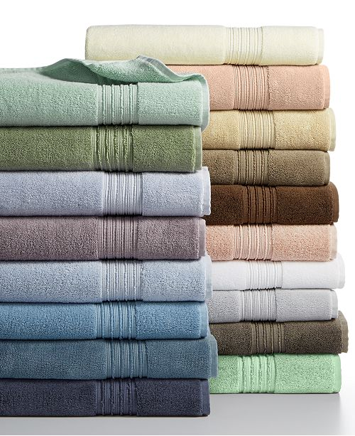 4c17cc528c Hotel Collection Turkish Bath Towel Collection