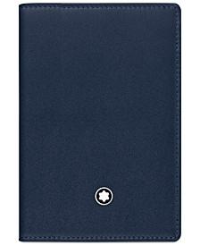 Meisterstück Navy Business Card Holder 114554