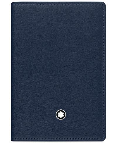 Montblanc meisterstck navy business card holder 114554 watches montblanc meisterstck navy business card holder 114554 colourmoves