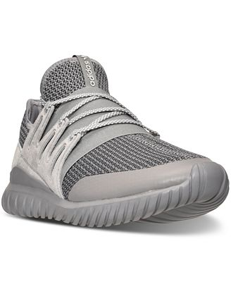 Adidas Men S Originals Tubular Radial Casual Sneakers From Finish