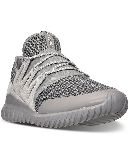 super popular c6d30 591d3 ... adidas Men s Originals Tubular Radial Casual Sneakers from Finish ...