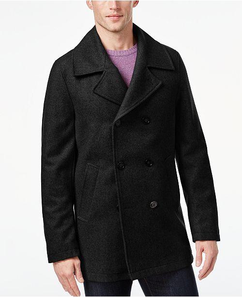 0f41ef42e7d Calvin Klein Men s Maurizio Peacoat   Reviews - Coats   Jackets ...