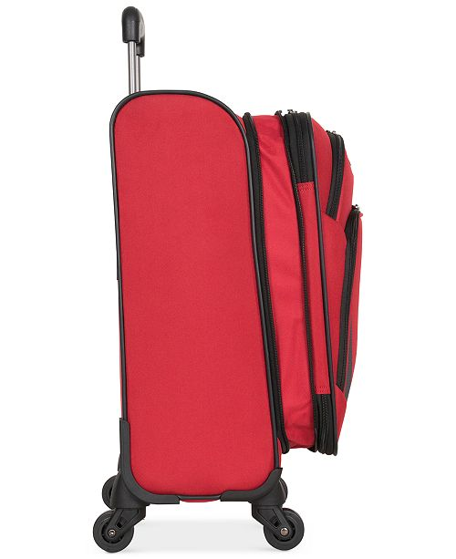 ... Kenneth Cole Reaction Going Places 3 Pc Spinner Luggage Set ... d63189adf2e32