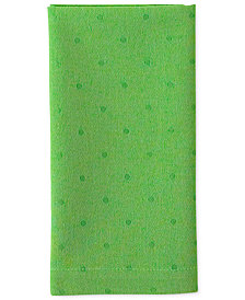 kate spade new york Larabee Dot Green Napkin