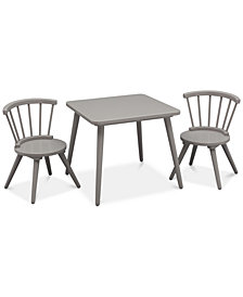 Rowlee Table & 2 Chair Set