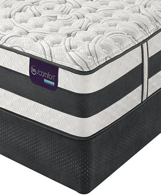 """Serta i fort Hybrid 13 5"""" Recognition Extra Firm"""