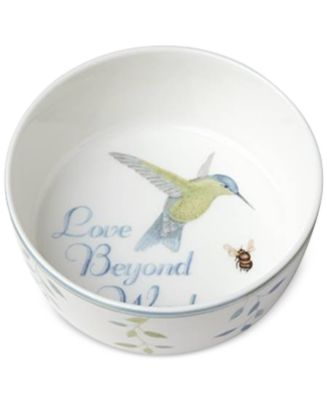 Butterfly Meadow Everyday Celebrations Love Beyond Words Bowl