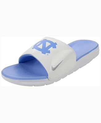Nike North Carolina Tar Heels Benassi Solarsoft Slides