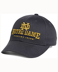 Top of the World Notre Dame Fighting Irish Charcoal Teamwork Snapback Cap