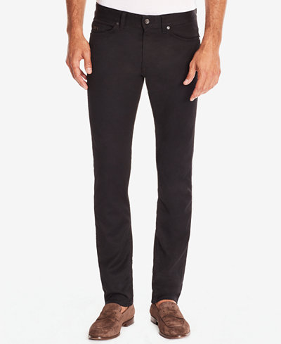 BOSS Men's Slim-Fit Stretch Jeans