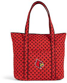 Vera Bradley Louisville Cardinals Tote
