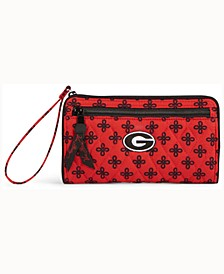 Georgia Bulldogs Wristlet