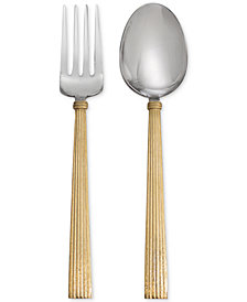 Michael Aram Wheat Collection 2-Pc. Serving Set
