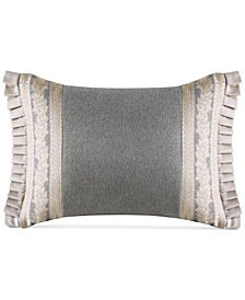 J. Queen New York Rialto Boudoir Decorative Pillow