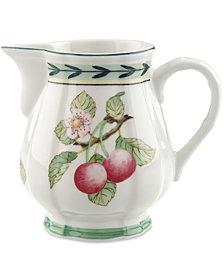 Villeroy & Boch Dinnerware, French Garden Fleurence Creamer