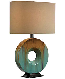 Kenroy Home Oster Table Lamp