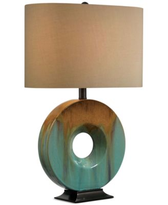 Wonderful Kenroy Home Oster Table Lamp