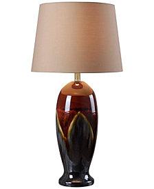 Kenroy Home Lava Table Lamp