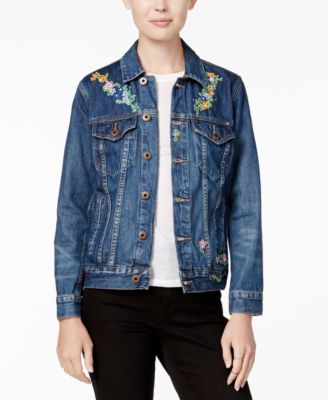 Lucky brand womens jean jacket