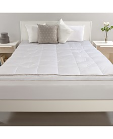 Comfort Revolution 5 Down Feather And Memory Foam Mattress Toppers