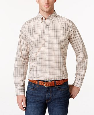 Tricots St Raphael Men's Big & Tall Shirt