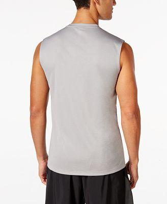 Adidas Uomini Climalite ® Senza Maniche T - Shirt T Shirt Uomini Macy's