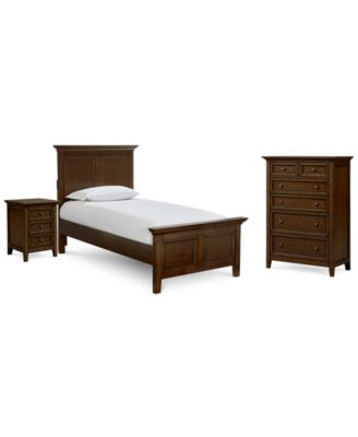 Matteo Storage Platform Bedroom Furniture Collection, Created for Macy\'s