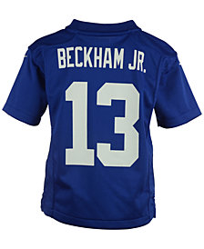 Nike NFL Odell Beckham Jr. Game Jersey, Little Boys (4-7)