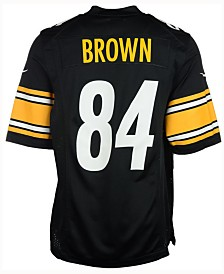 Nike NFL  Antonio Brown Game Jersey, Little Boys (4-7)