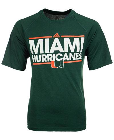 adidas Men's Miami Hurricanes Dassler T-Shirt