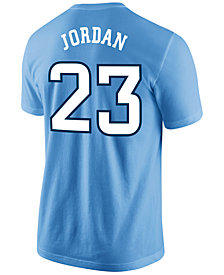 Nike Men's Michael Jordan North Carolina Tar Heels Future Star Replica T-Shirt